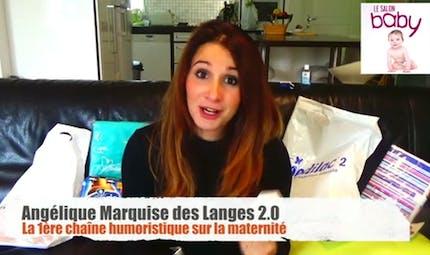 Angélique Marquise des Langes : ma virée au salon baby