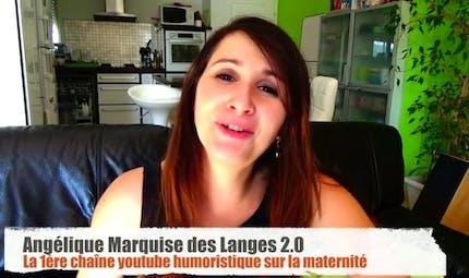 Angélique Marquise des Langes : les mots d'enfants