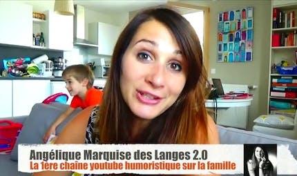 Angélique Marquise des Langes : les copains de  vacances