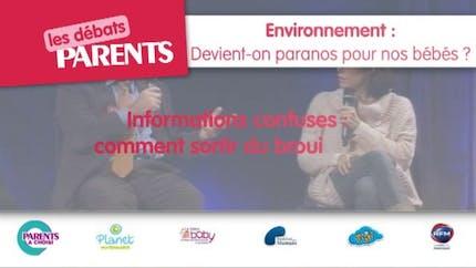 """Débats Parents : """"Informations confuses : comment sortir  du brouillard ?"""""""