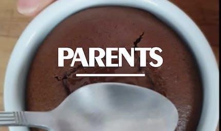 Recette : le fondant au chocolat sans beurre ni sucre