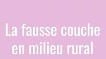 Vidéo : Interview Sans Filtre   Miske Aalhaouthou   La fausse couche en milieu rural