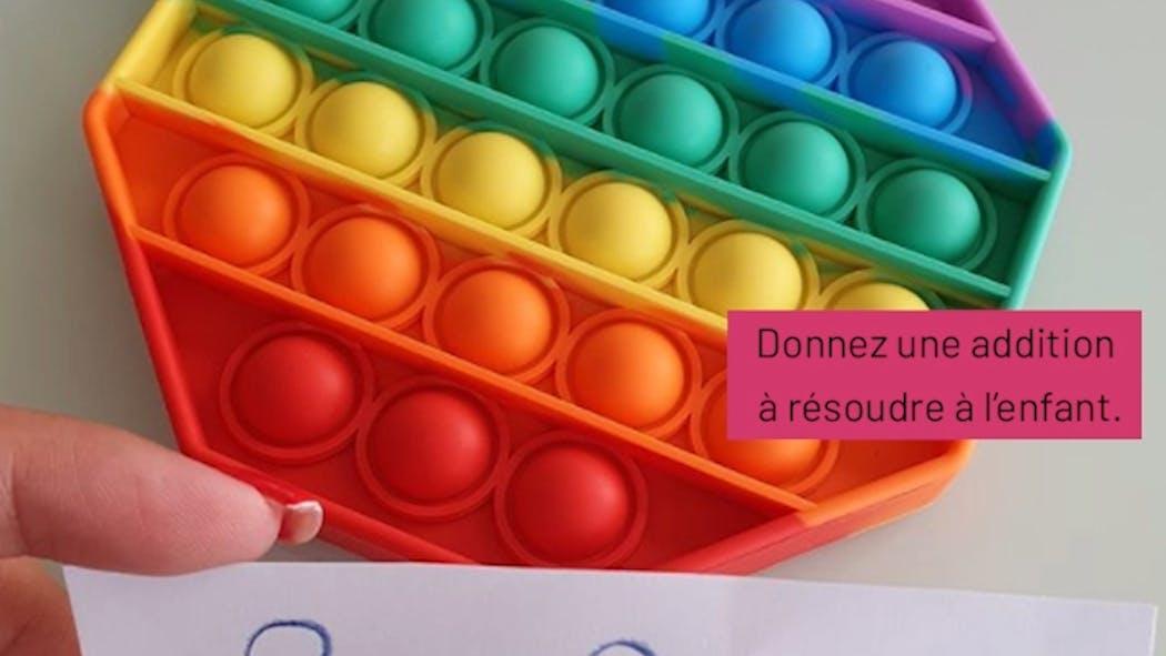 Pop-it : 10 activités insolites à réaliser avec le jeu phénomène de l'été !