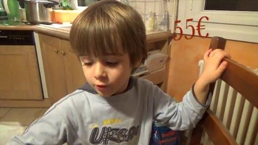 Angélique Marquise des Langes : Noël avec des enfants