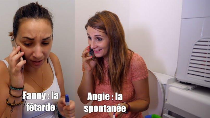 Angélique Marquise des Langes : pas d'alcool pendant la grossesse