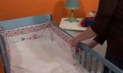 Puériculture : coucher son bébé