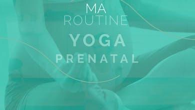 Yoga prénatal : variations dynamiques à faire à la maison